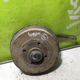 Тормозная система  - Барабан тормозной  Рено Логан 05-14, 0