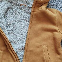 Толстовки - Толстовка с капюшоном и утеплённые штаны , 0