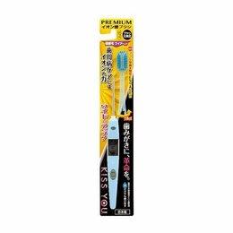 Зубные щетки - Ионная зубная щетка ШИРОКАЯ (Мягкая) ручка + 1 головка, 0