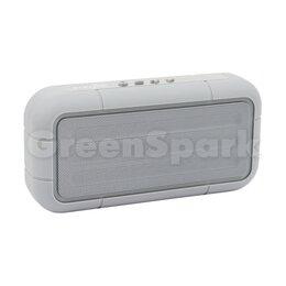 Акустические системы - Колонка-Bluetooth VIXION S3 (серый), 0