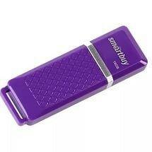 USB Flash drive - Флэш-диск USB 16GB Smartbuy Quartz series Violet (SB16GBQZ-V), 0