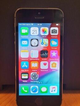 Мобильные телефоны - Смартфон iPhone 5S 16 GB Черный A1533, 0
