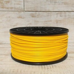 Расходные материалы для 3D печати - PETG пруток 1.75 мм желтый катушка 850р, 0