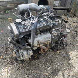 Двигатель и комплектующие - Двигатель toyota 3y-eu, 0