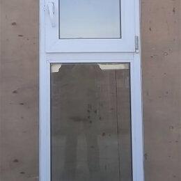 Окна - Пластиковое окно (б/у) 1440(в)х570(ш), 0