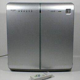 Очистители и увлажнители воздуха - Очиститель воздуха Sharp FU-425E, 0