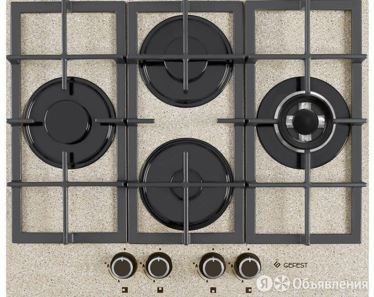 Варочная поверхность Gefest ПВГ 2231-01 Р81 по цене 16060₽ - Плиты и варочные панели, фото 0