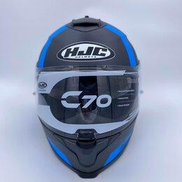 Шлемы - Hjc шлем rpha 70 vias mc2sf, 0