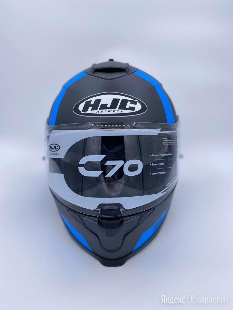 Hjc шлем rpha 70 vias mc2sf по цене 12000₽ - Шлемы, фото 0