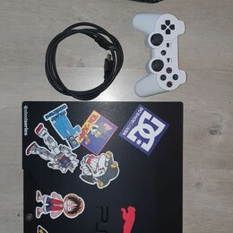 Игровые приставки - Sony Playstation 3 slim, 0