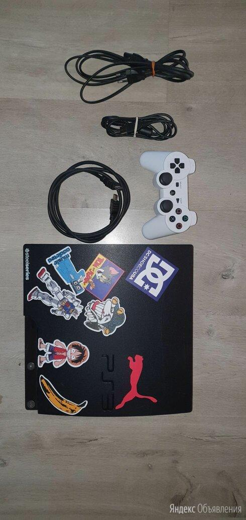 Sony Playstation 3 slim по цене 8000₽ - Игровые приставки, фото 0