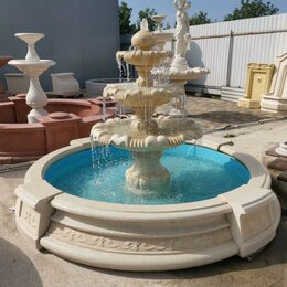 Декоративные фонтаны - Садовый фонтан, 0