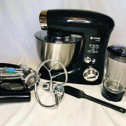Кухонные комбайны и измельчители - Кухонный комбайн VITEK Новый, 0