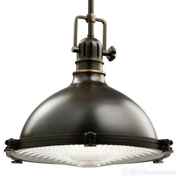 Светильник на штанге Kichler Hatteras Bay KL/HATTBAY/M OZ по цене 52641₽ - Люстры и потолочные светильники, фото 0