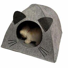 Лежаки, домики, спальные места - Домик для животных. Для кошки , собаки., 0