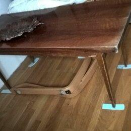 Столы и столики - Столик журнальный ЛИГНА массив бук, 0