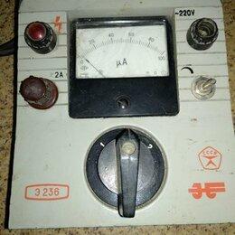 Измерительные инструменты и приборы - Приборы проверки якорей Э-236 и эл.оборудования Э-214, 0