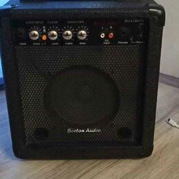 Гитарное усиление - Гитарный Кобик Borton Audio BGA2065G 20 ватт. Бесплатная Доставка, 0