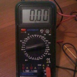 Измерительное оборудование - Мультиметр Mastech my60, 0