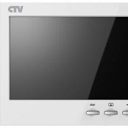Домофоны - CTV-DP1704MD комплект домофона CTV, 0