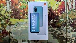 Мобильные телефоны - Xiaomi Redmi Note 10 4/128 GB, 0
