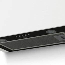 Вытяжки - Встраиваемая кухонная вытяжка Lex GS Bloc P 600 Black, 0