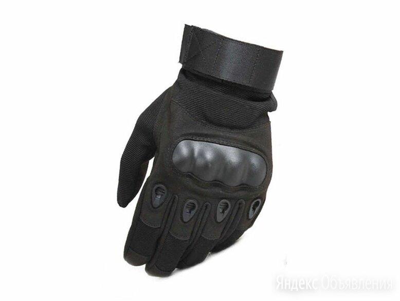 Перчатки тактические с защитой костяшек по цене 600₽ - Мотоэкипировка, фото 0