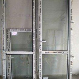 Окна - Пластиковые окна 230*150 б/у, 0