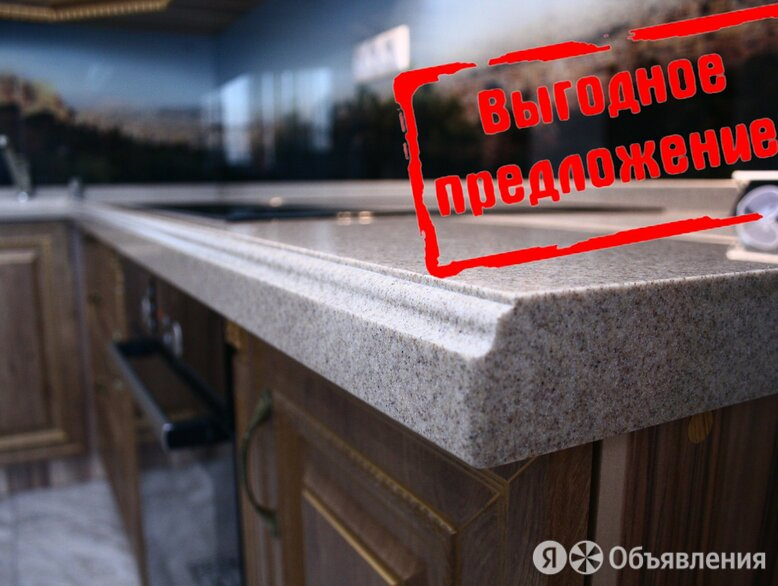 Столешницы из искусственного камня акрил по цене 4890₽ - Мебель для кухни, фото 0