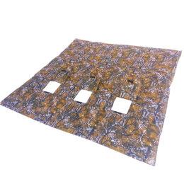 Аксессуары и комплектующие - Тёплый пол для палатки медведь куб-2 (оксфорд 600), 0