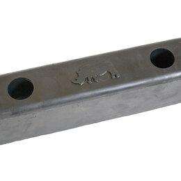 Отбойные молотки - Отбойник (резиновый/250х55х60мм), 0