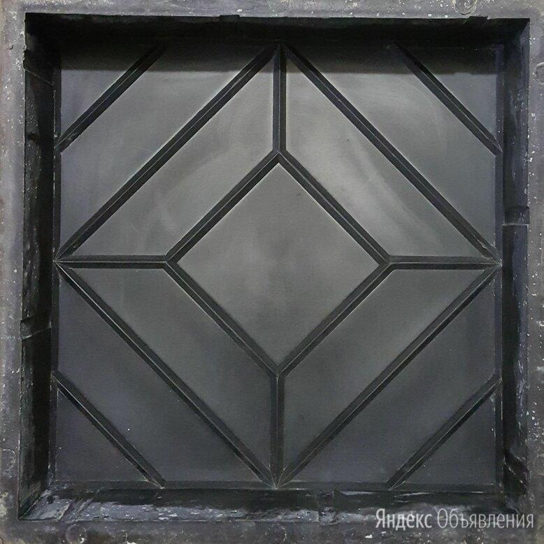 Форма для тротуарной плитки квадрат ромб формы alpha польша по цене 60₽ - Тротуарная плитка, бордюр, фото 0