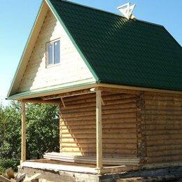 Готовые строения - Дачный сруб дома р-ом 6х5 с выносом 2 м и мансардой, 0