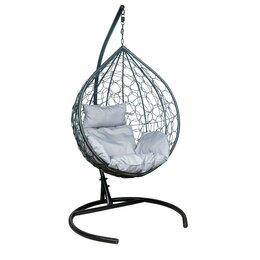 Подвесные кресла - Подвесное кресло LESET ЭВА черное, 0