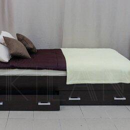 Кровати - Кровать Атланта с ящиками, 0