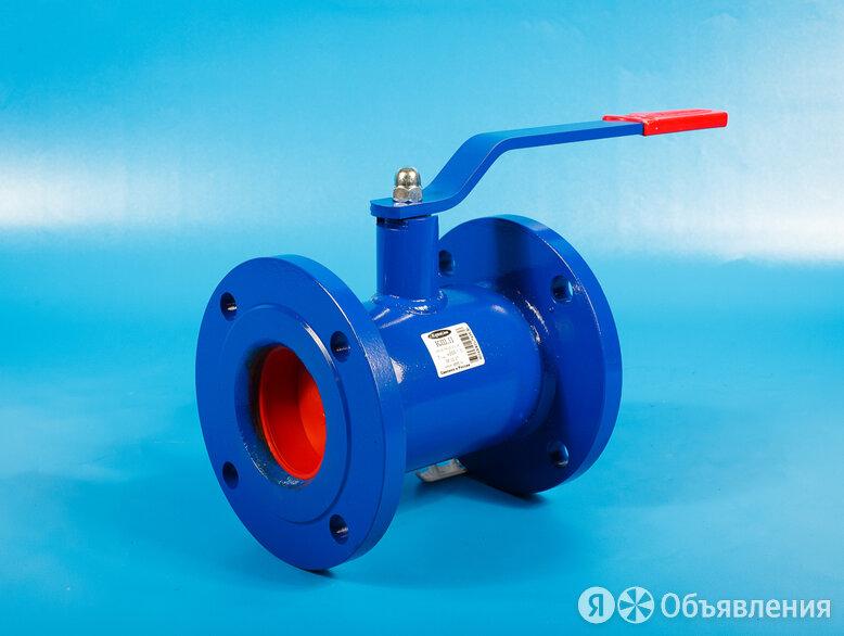 AquaLine Кран стальной шаровый фланцевый AquaLine ДУ-32 Ру-4,0МПа L-140мм. AQ... по цене 1924₽ - Запорная арматура, фото 0