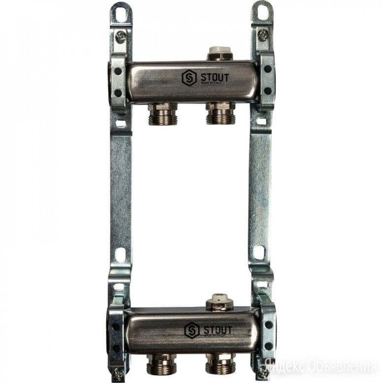 Коллектор STOUT SMS 0923 000002 по цене 4664₽ - Коллекторы, фото 0