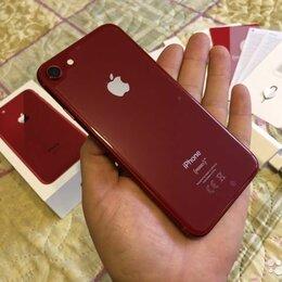 Мобильные телефоны - iPhone 8 Red 64 gb Идеальный., 0