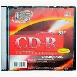 Диски - Диск VS SD-R 80min/700Mb, 0
