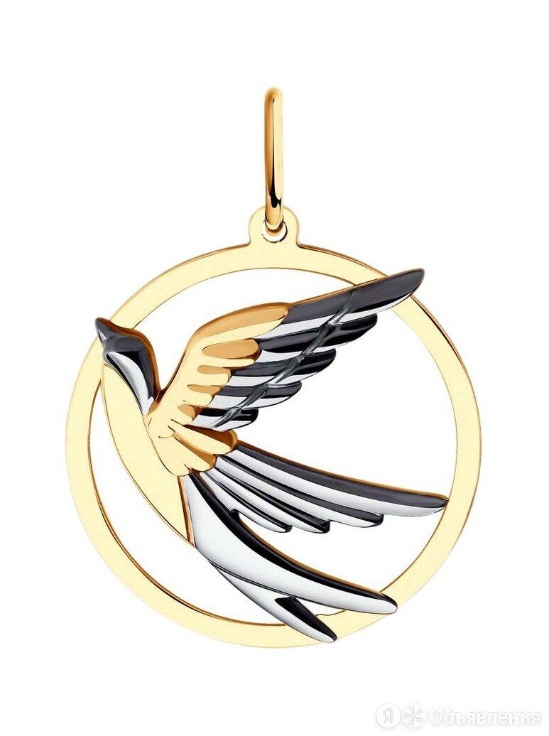 Медальон SOKOLOV 036047_s по цене 8630₽ - Кулоны и подвески, фото 0