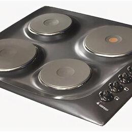 Плиты и варочные панели - Поверхность электрическая Gefest СВН 3210 К21 черный эмаль, 0