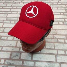 Головные уборы - Бейсболка мужская красная Puma Mercedes, 0