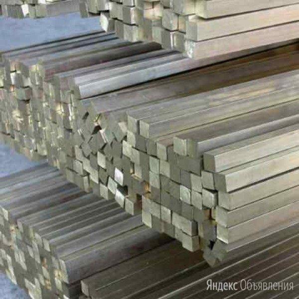 Калиброванный квадрат 10 ГОСТ 8559 - 75 по цене 118472₽ - Металлопрокат, фото 0