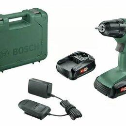 "Шуруповерты - Дрель-шуруповерт ""Bosch UniversalDrill 18"" (кейс в комплекте), 0"