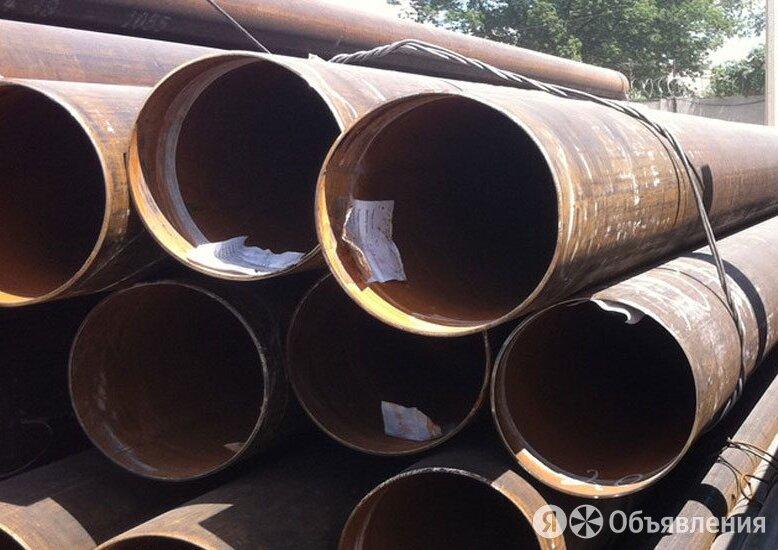 Труба горячекатаная 273х18 мм ст. 32Г2ФУ ГОСТ 8732-78 по цене 54150₽ - Металлопрокат, фото 0