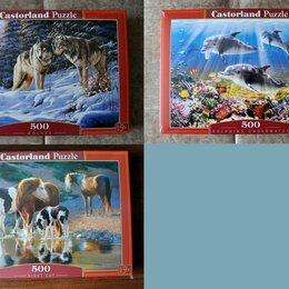 Настольные игры - Castorland Puzzle, 0