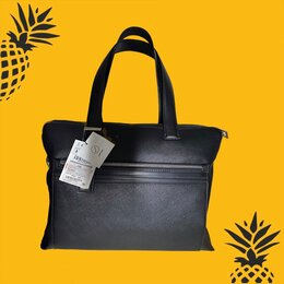 Сумки - Мужская сумка ZARA, 0