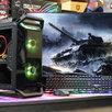 Игровой ПК Ryzen 5 3600 RTX 3070Ti 8GB 16GB RAM SSD+HDD по цене 173880₽ - Настольные компьютеры, фото 0
