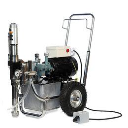 Электрические краскопульты - Окрасочный аппарат HYVST SPT 8900 E, 0
