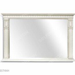 "Кровати - Зеркало ""Clarence"" 150; белый дуб, 0"